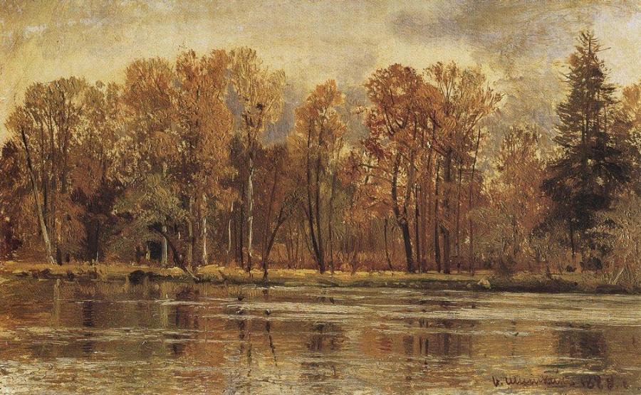 Золотая осень. 1888.jpg