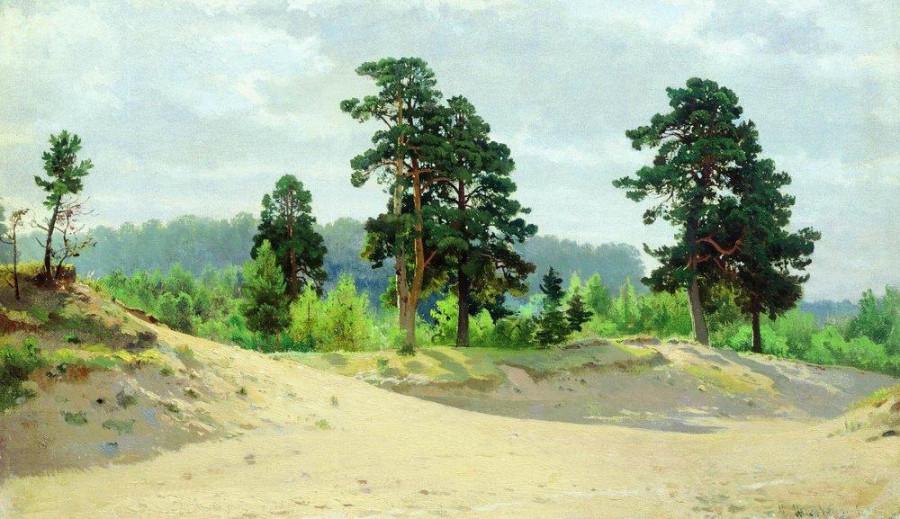 Опушка леса. 1890.jpg