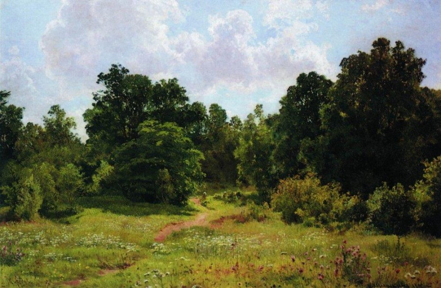 Опушка лиственного леса. 1895.jpg