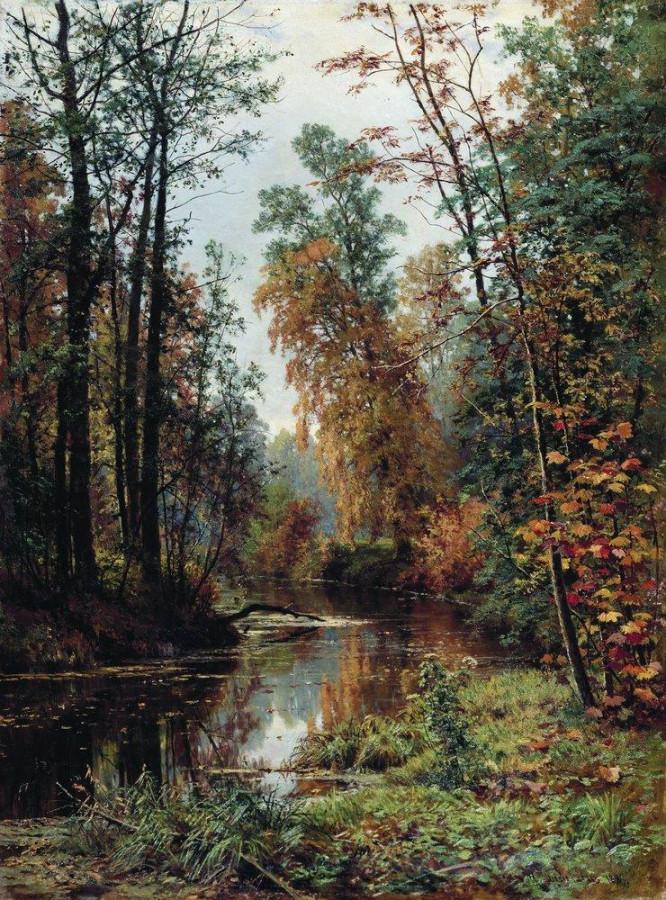 Парк в Павловске. 1889.jpg