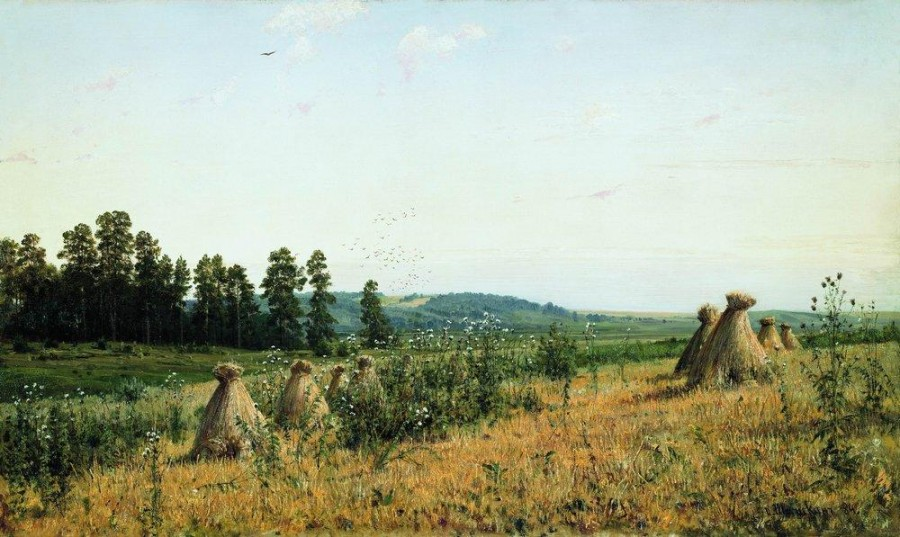 Полесский пейзаж. 1884.jpg