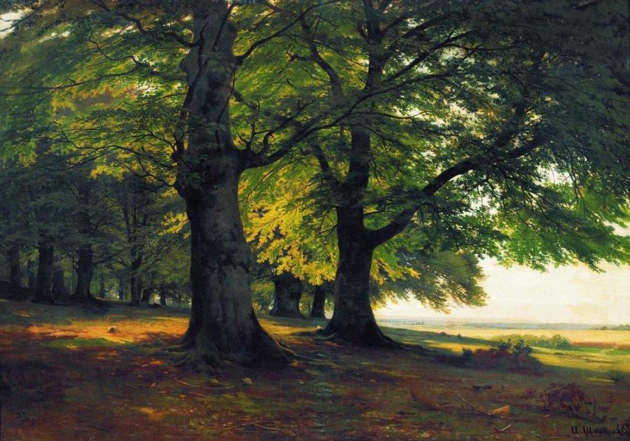 Тевтобургский лес. 1865.jpg