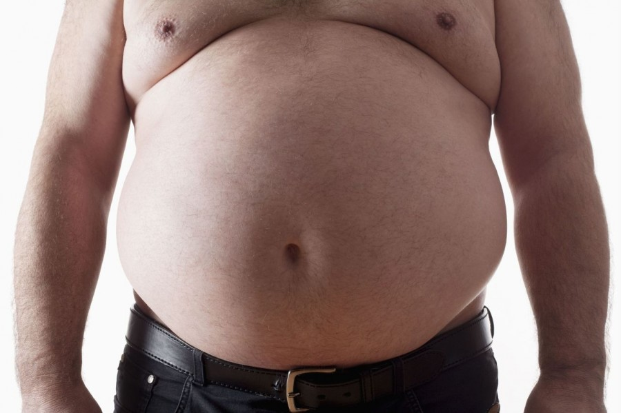 big-belly-of-a-fat-man-isolated-on-white