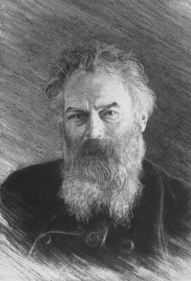 Автопортрет. 1886
