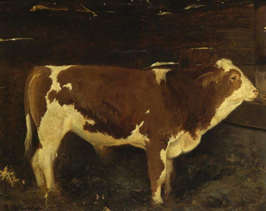 Бычок. 1863
