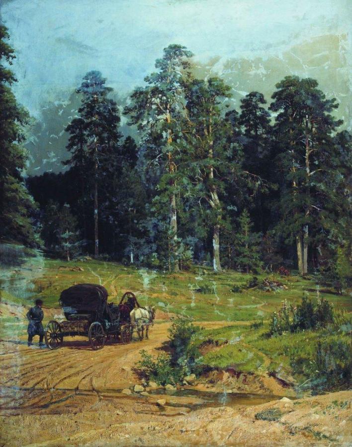 Полесье. 1883