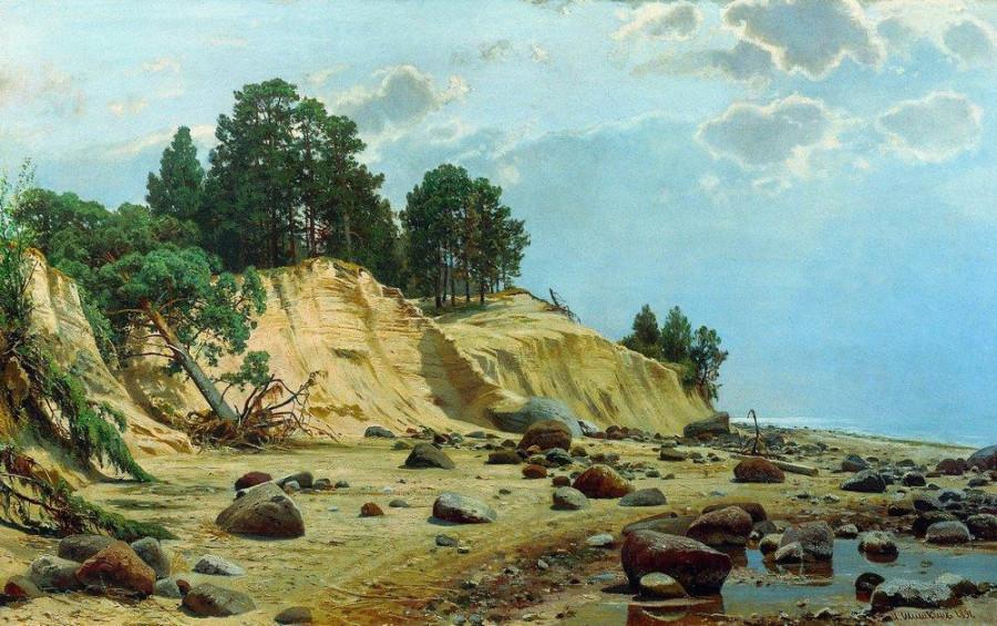После бури. Мери-Хови. 1891
