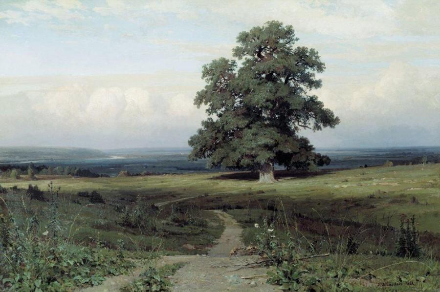 Среди долины ровныя ...1883