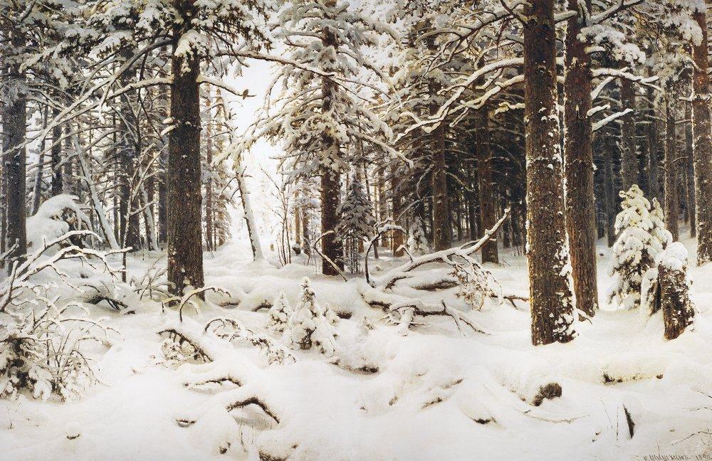 2 Зима. 1890