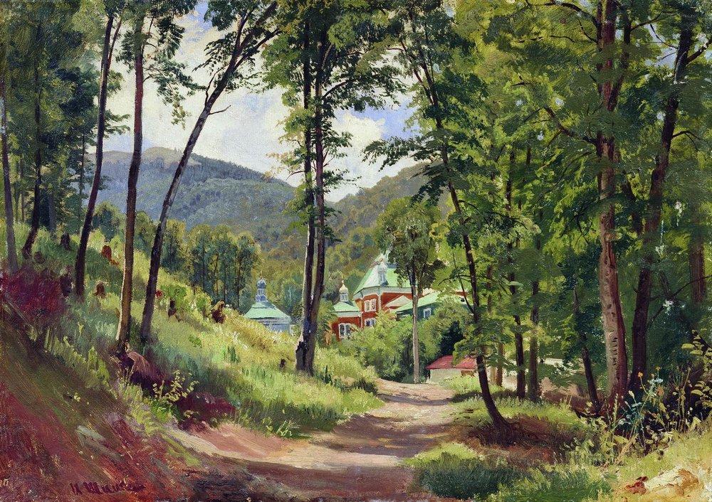 В Крыму. 1880-1890-е