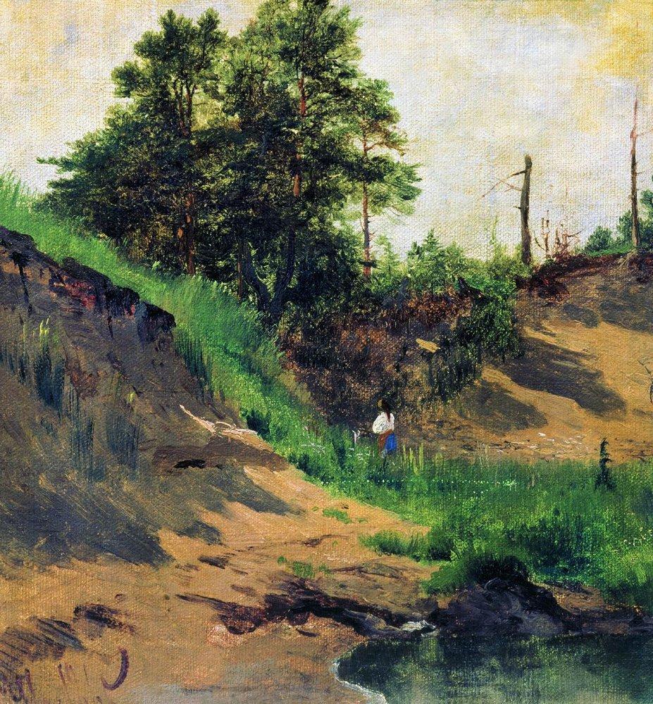 Пейзаж1. 1896