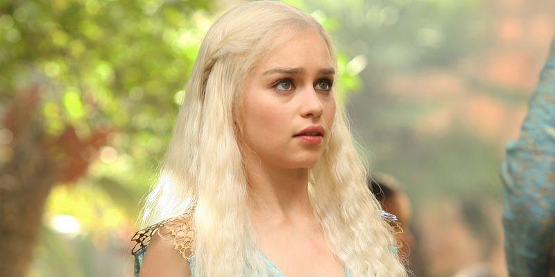 Самая сексуальная актриса игра престолов