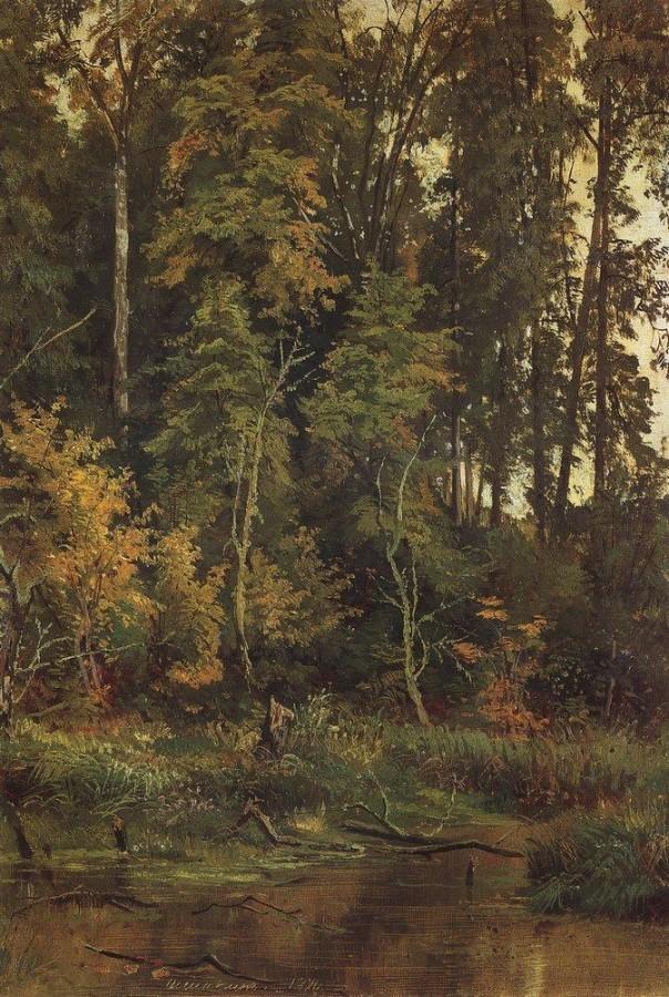 К осени. 1880