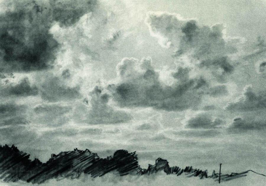 Облака. 1880-е