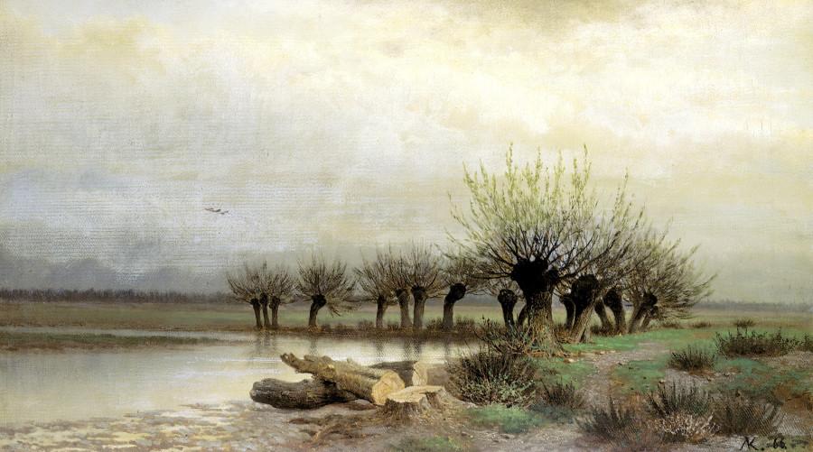 Весна. 1866