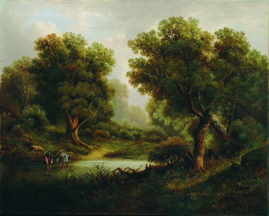 Рыбаки. 1863