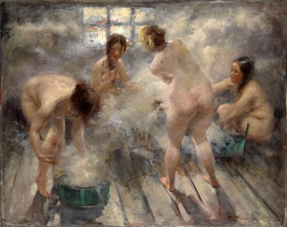 Картинки по запросу баня картина