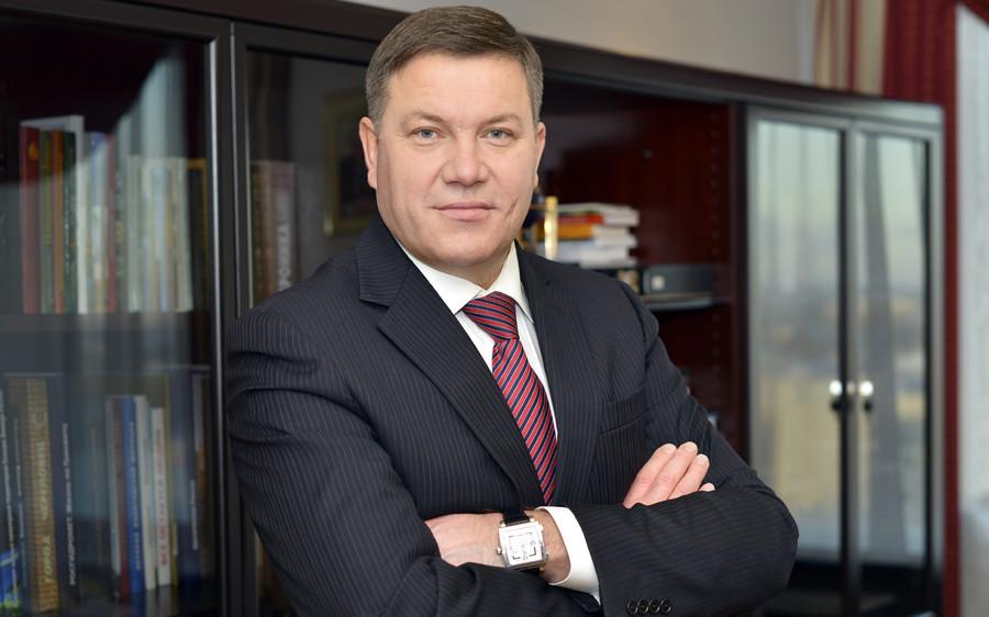 Олег Александрович Кувшинников