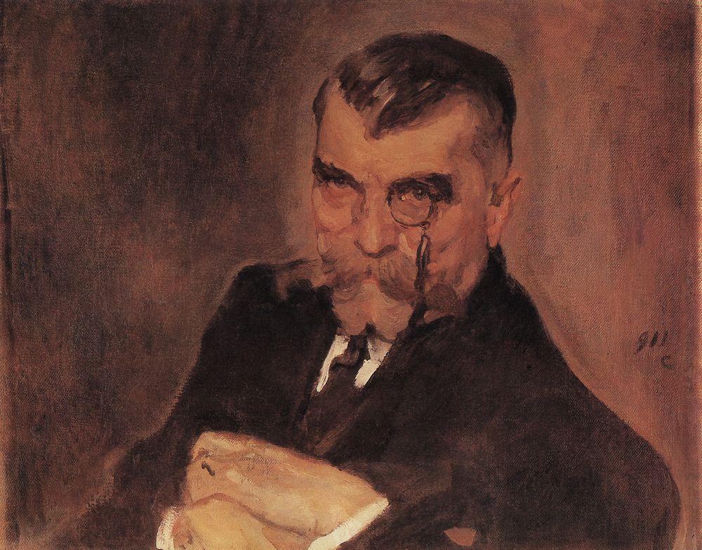 Портрет А.А.Стаховича. 1911
