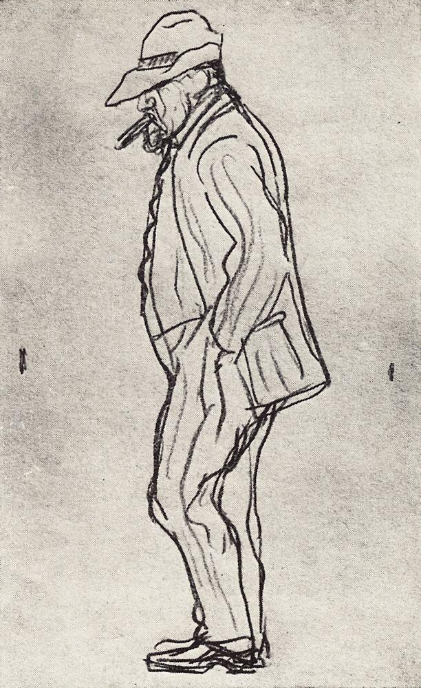 Скучный Серов. 1910-1911