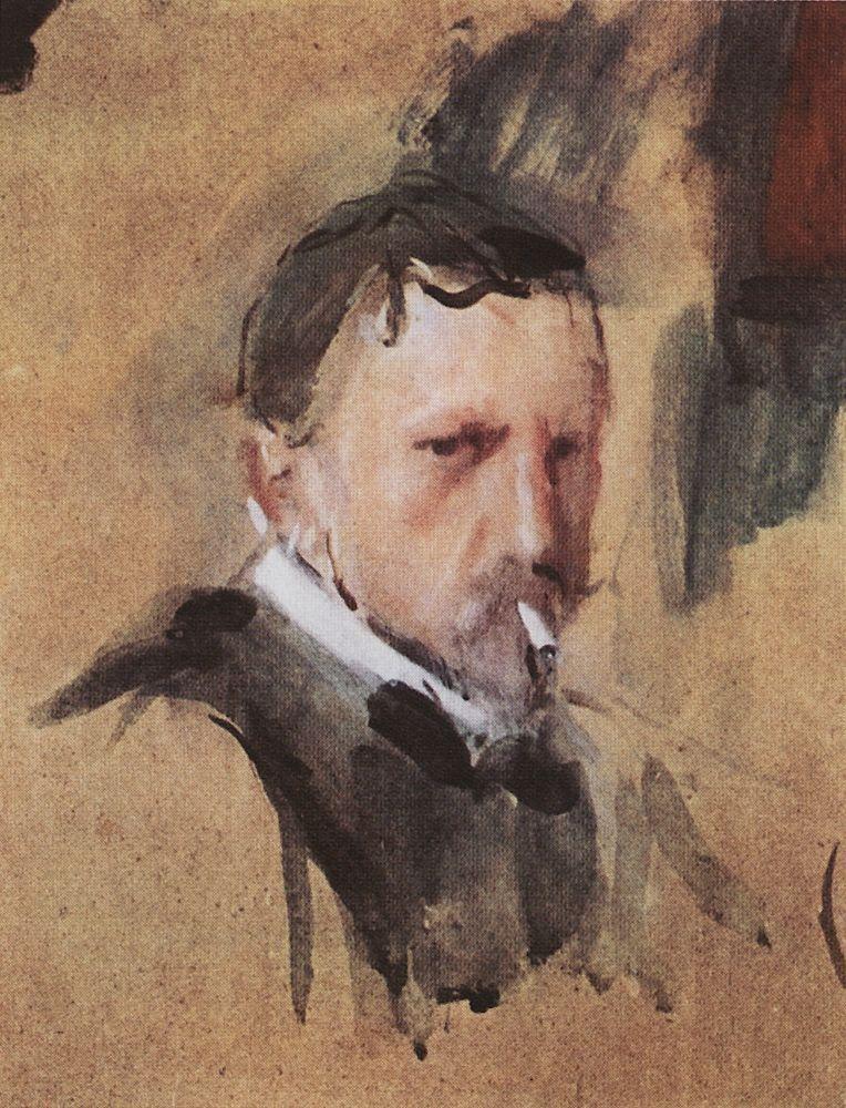 Автопортрет. 1901