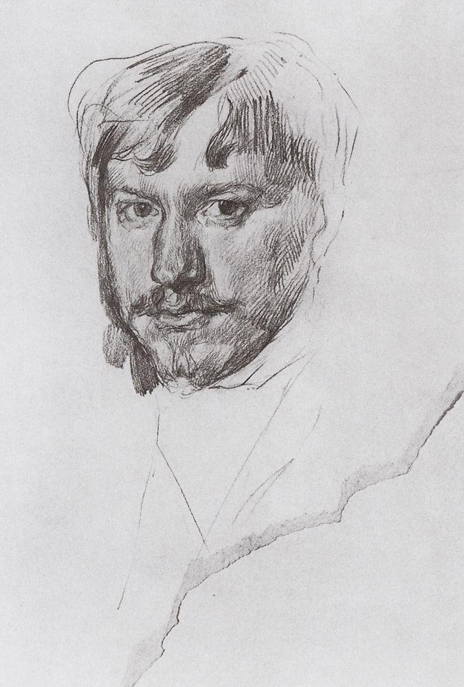 Автопортрет1. 1887