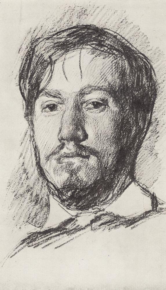Автопортрет2. 1887