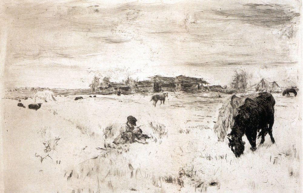Октябрь. 1898