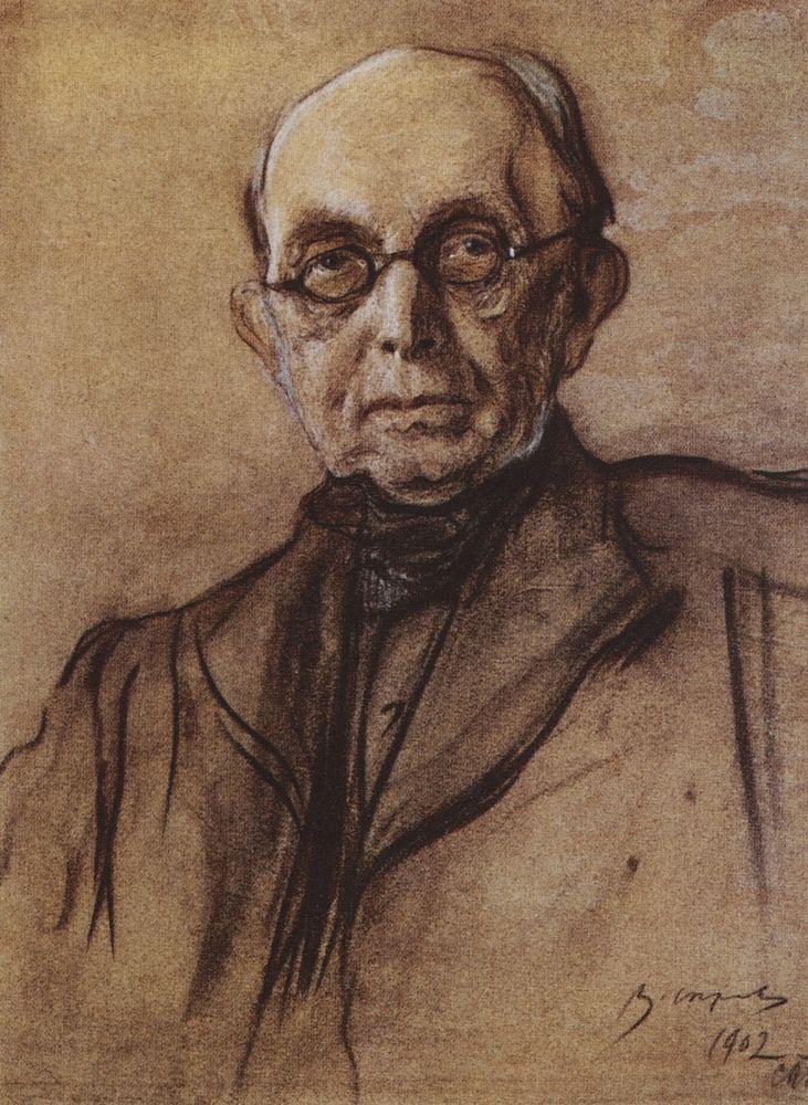 Портрет К.П.Победоносцева. 1902