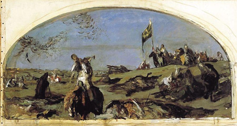 После Куликовской битвы