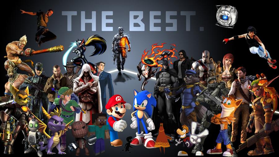 Лучшие видеоигры