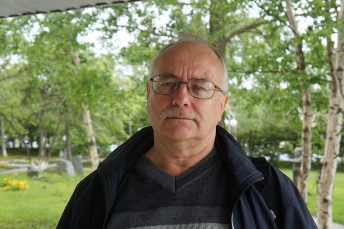Виктор Маленков