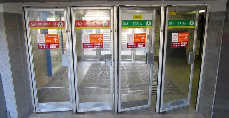 входные двери метро московская