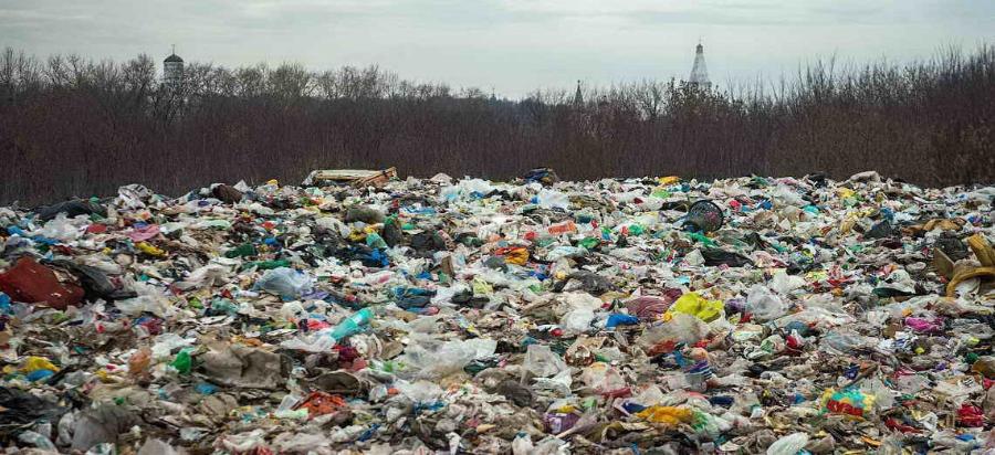 Подмосковье против мусора