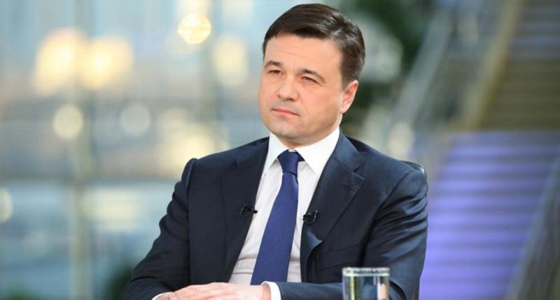 Подмосковье: Воробьев идет на выборы