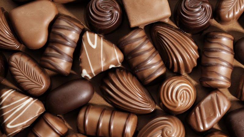 Шоколадные расходы: декабрь
