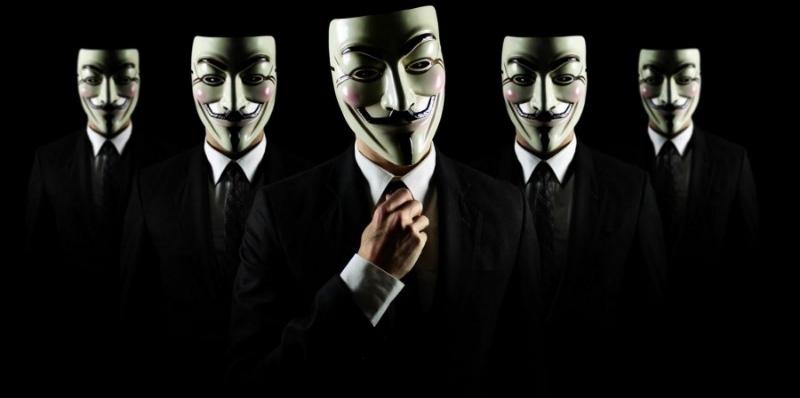 Анонимы всё?