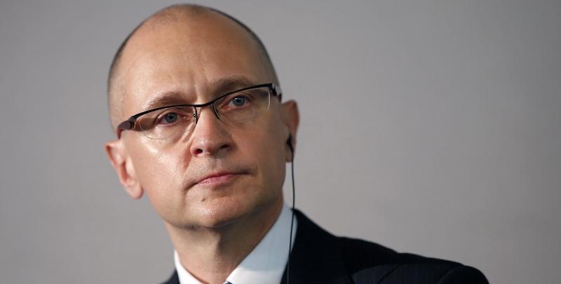 Кириенко пошел на выборы