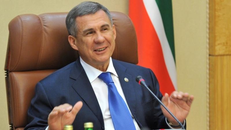 Татарстан: Минниханов отказался от разграничений с РФ