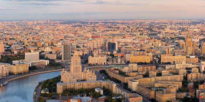 Дорогие города: жизнь в Москве оказалась дороже, чем в Лондоне