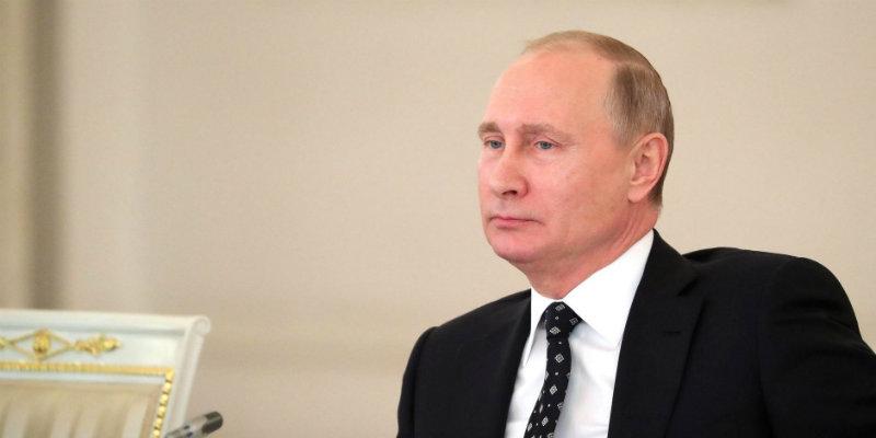 Путин рассказал об укрупнении регионов
