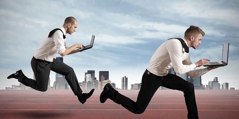 Конкуренция уходит из бизнеса?