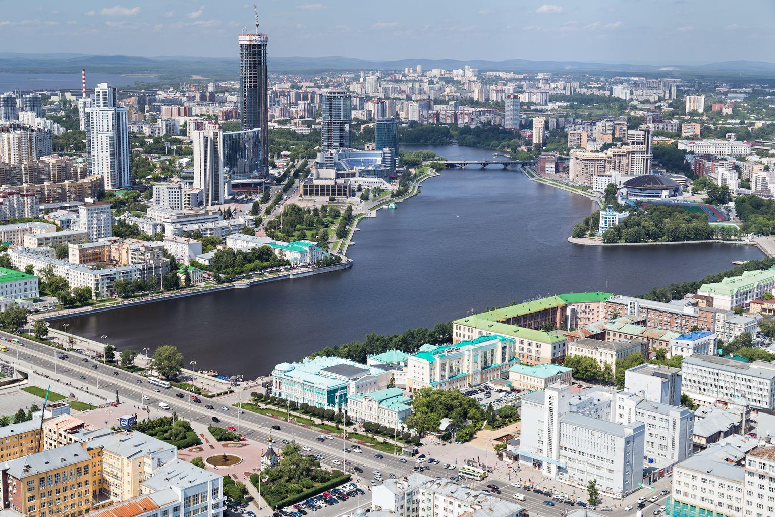 Топ событий Уральского федерального округа в июле 2018 года