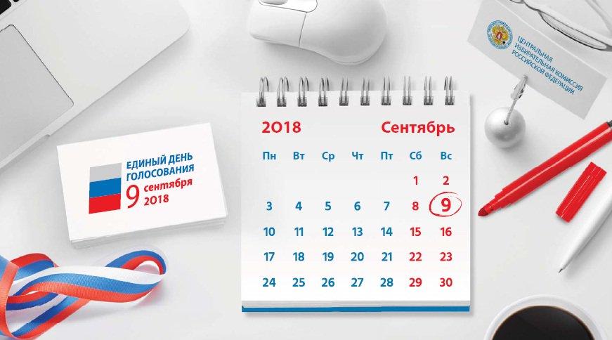 Единый день голосования-2018. Общие итоги
