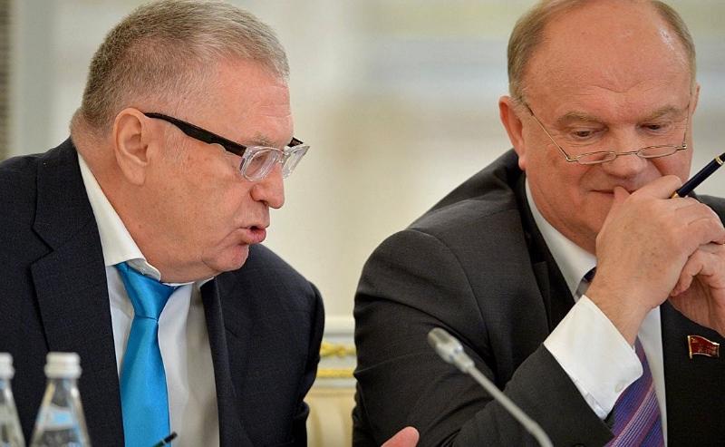 Нужны ли выборы весной: версия Зюганова и Жириновского