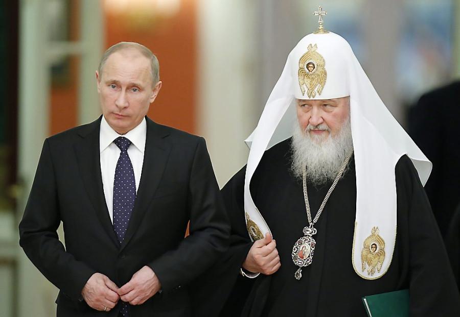 Президент и вера