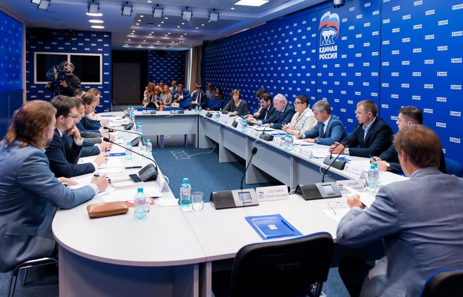 «Единая Россия»: как стать современней