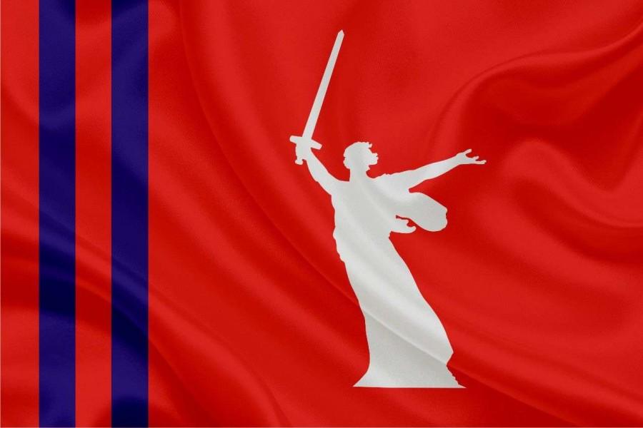 Волгоград обл флаг
