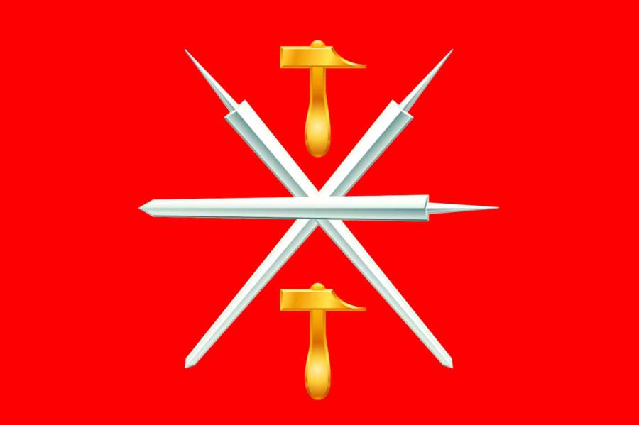 Flag Тульская область