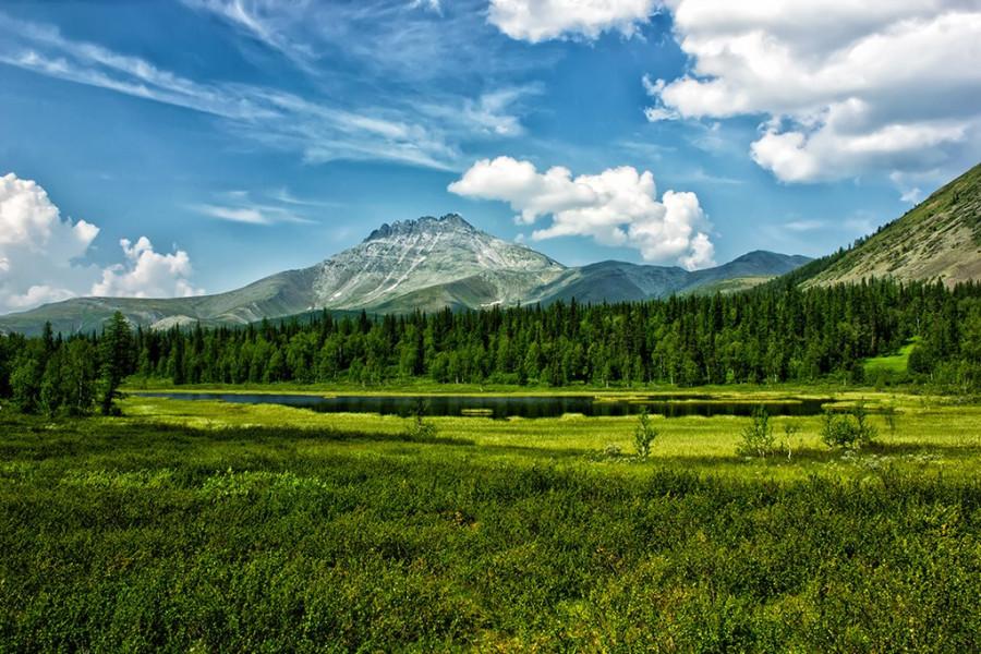 Экологическая повестка в Ханты-Мансийском автономном округе
